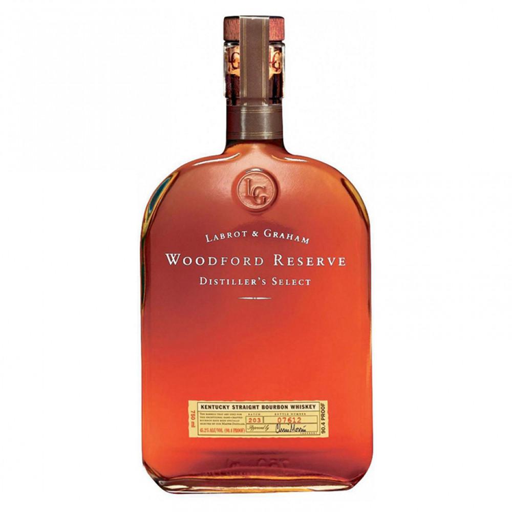 Виски Бурбон Вудфорд Резерв 0.750