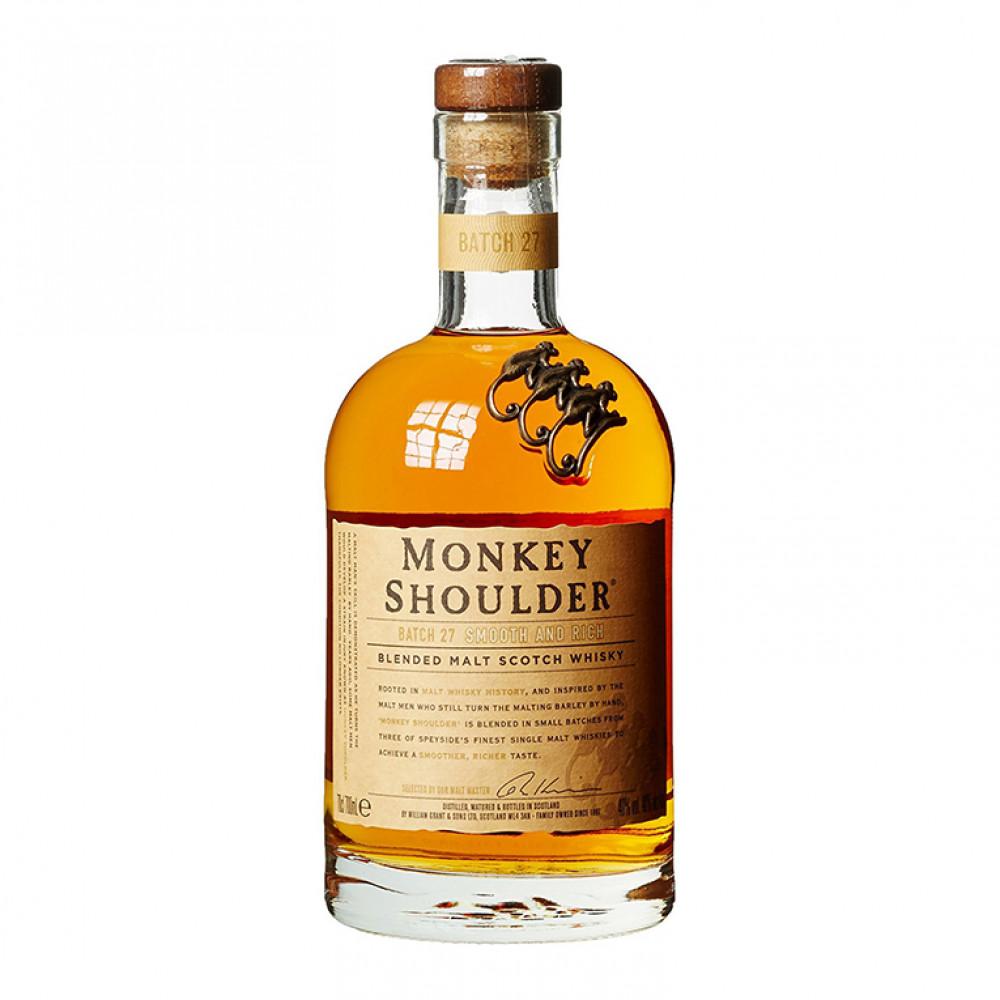 Виски Манки Шолдер 0.700