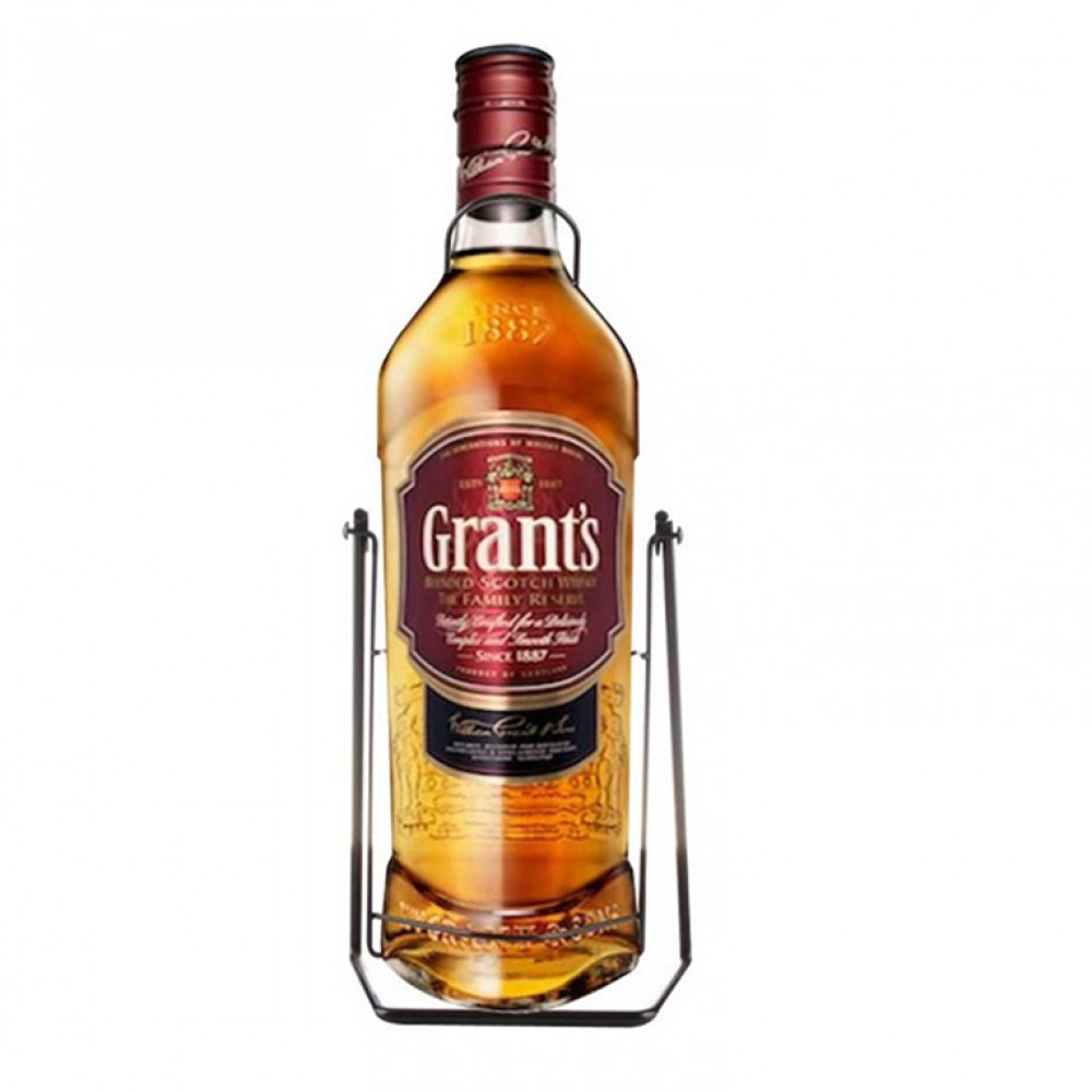Виски Вильям Грантс Фамили Резерв 4.500