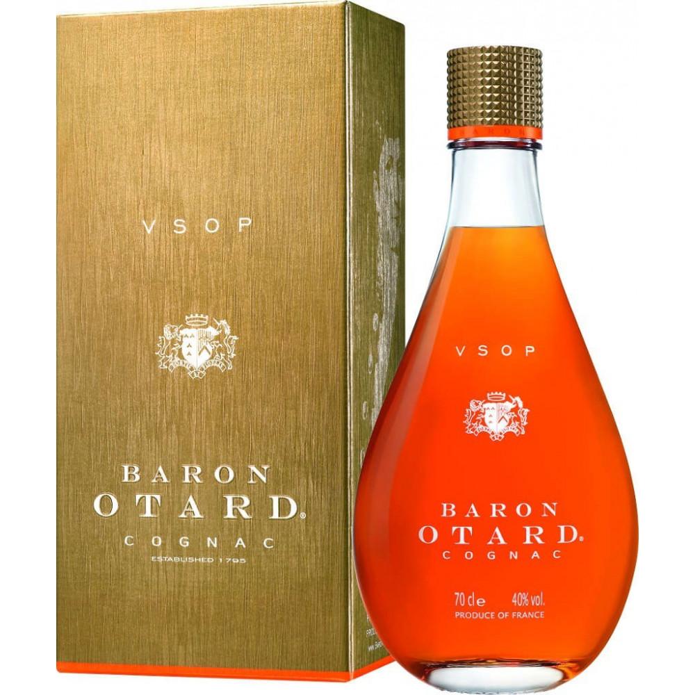 Коньяк Барон Отард VSOP (п/к)  0.700