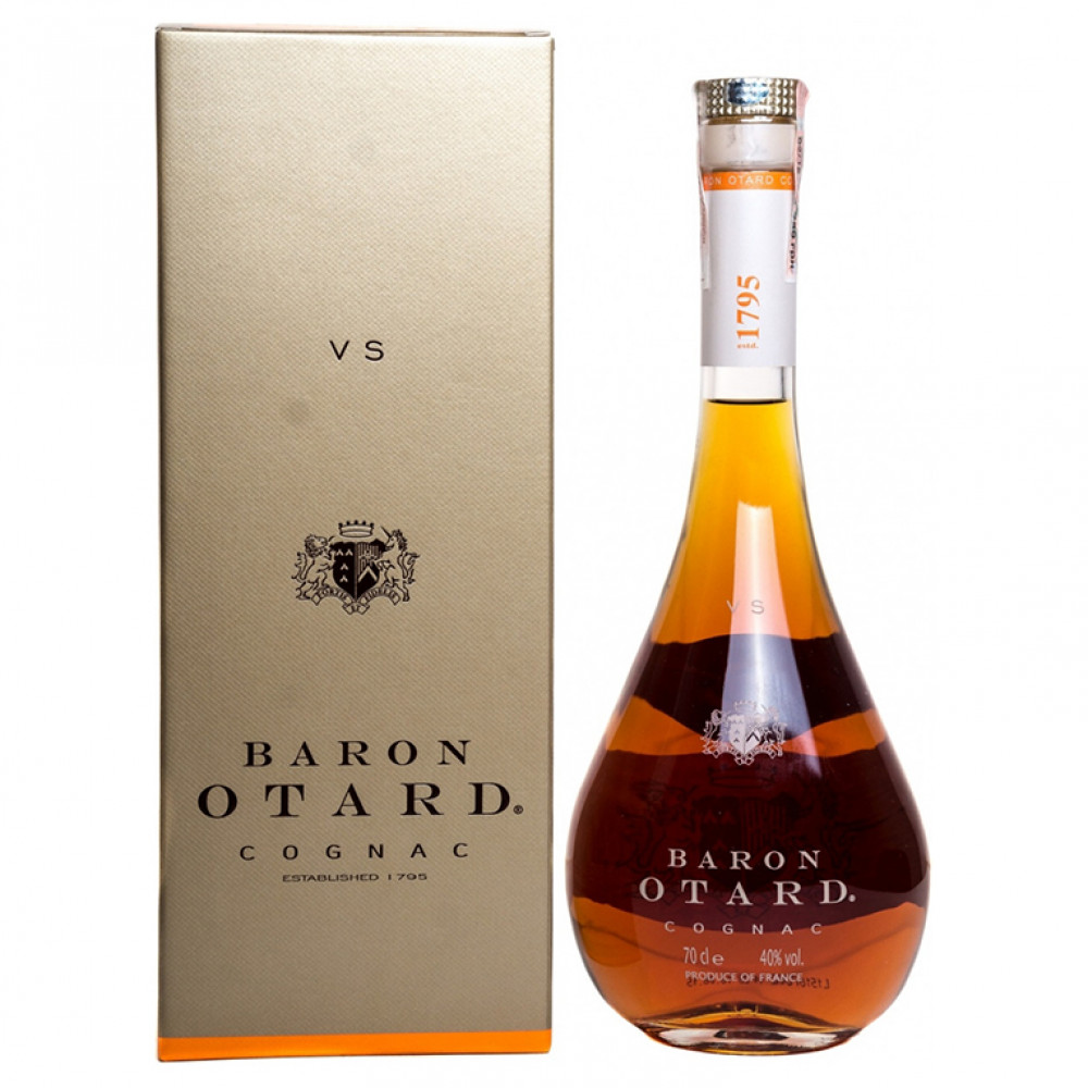 Коньяк Барон Отард VS (п/к)  0.700