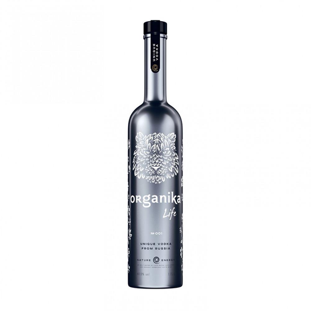 Водка Органика Лайф 1.750