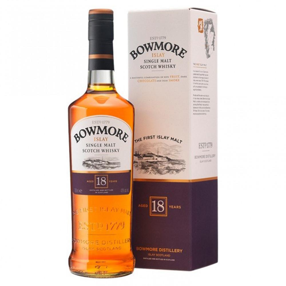 Виски Бомо 18 лет (п/к)  0.700
