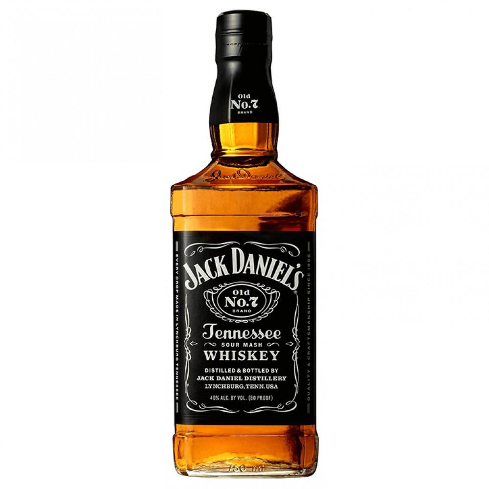 Виски Джек Дэниэлс Теннесси 0.700