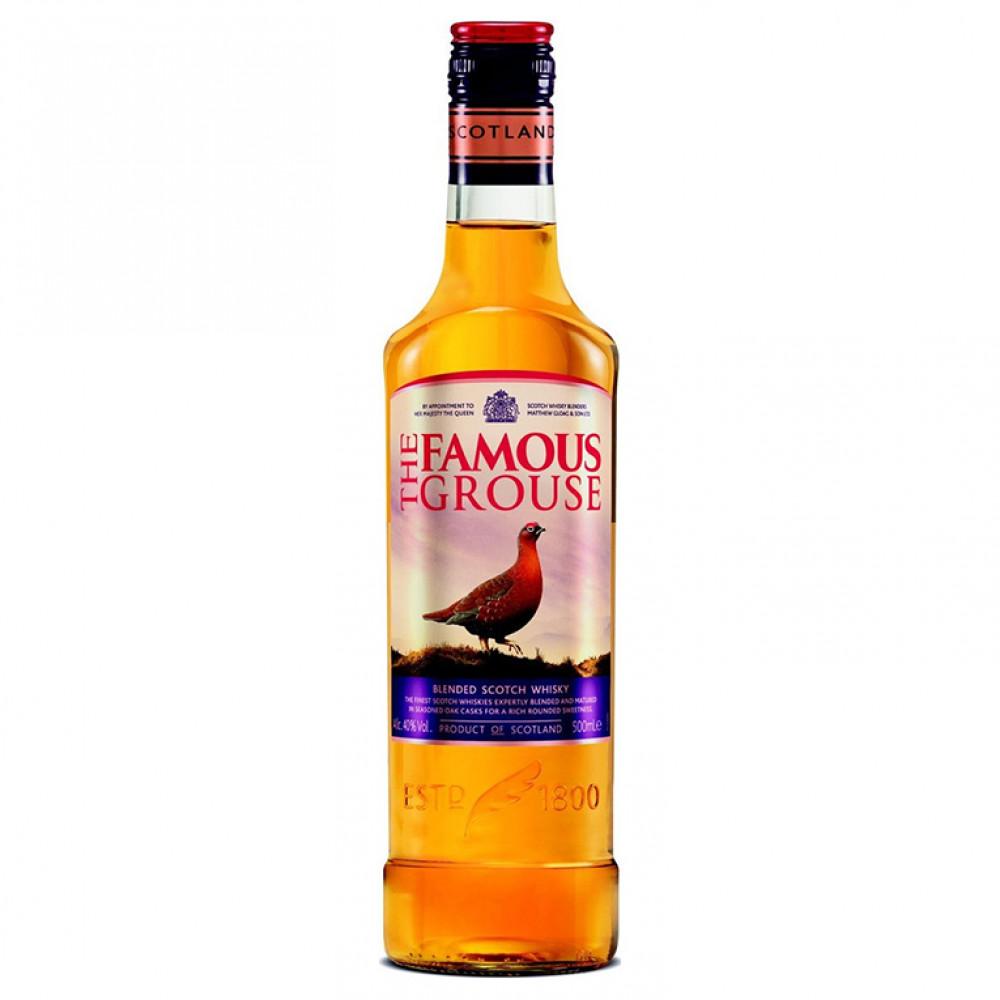 Виски Фэймос Грауз 0.500