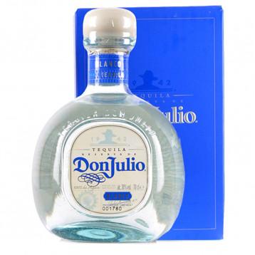 Текила Дон Хулио Бланко (п/к)  0.750