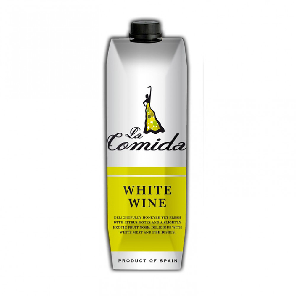 Ла Комида бел сух (Tetra Prism) 1,00 1.000