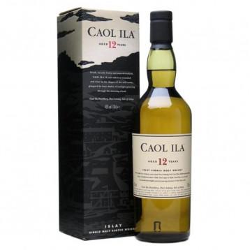 Виски Каол Айла 12 лет (п/к)  0.750