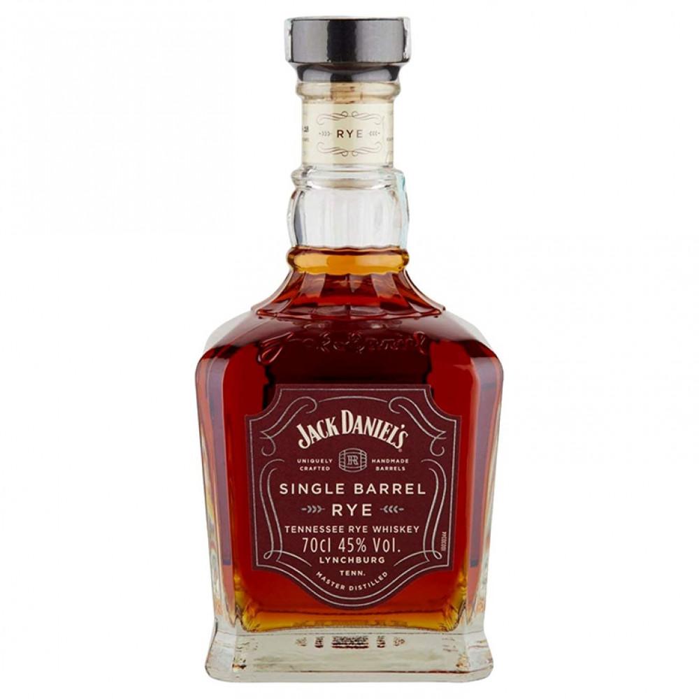 Виски Джек Дэниэлс Теннесси Рай 0.700