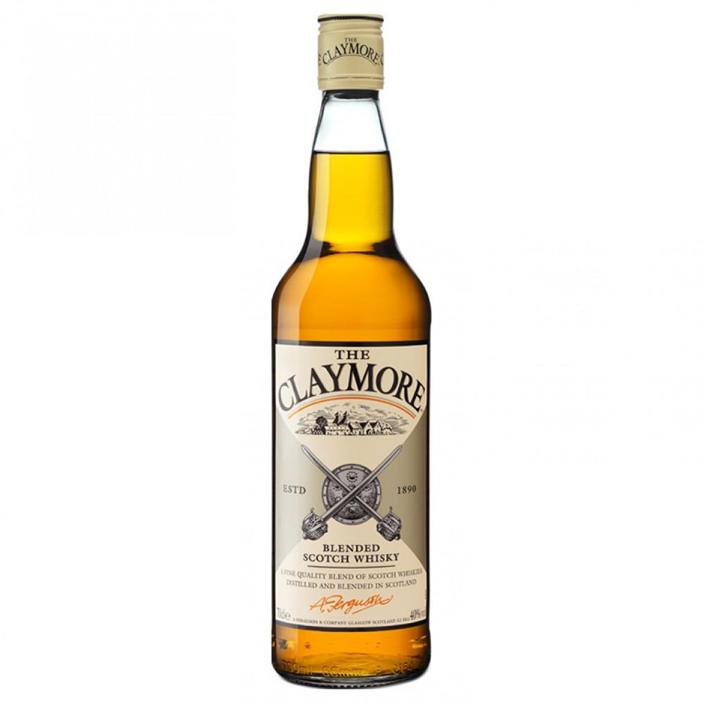 Виски Клеймор 0.700