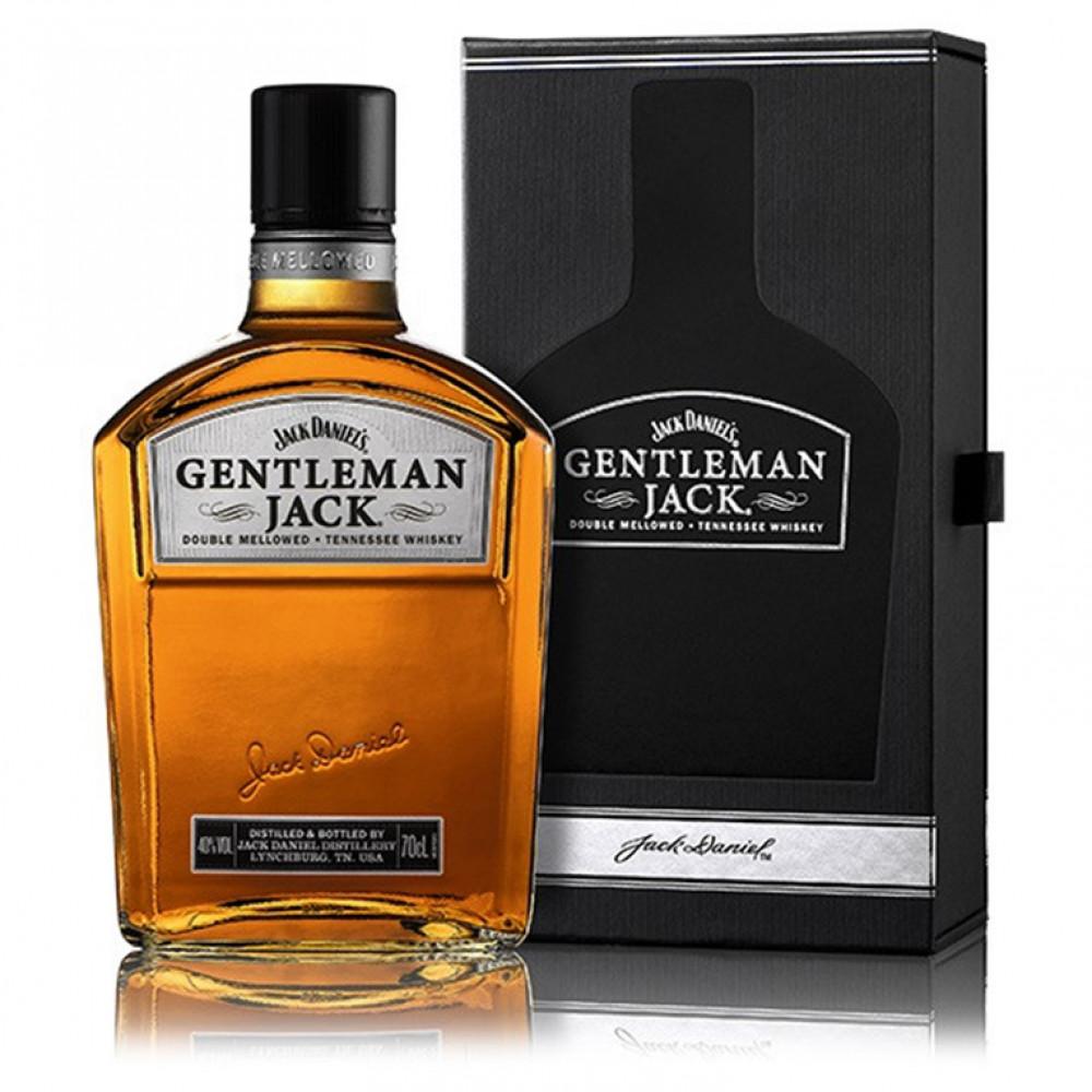 Виски Джентльмен Джек Рэар Теннеcси 0.700