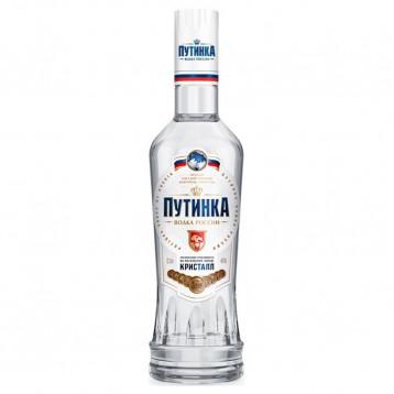 Водка Путинка Классическая  0.500