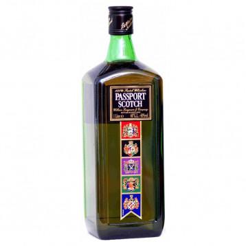 Виски Пасспорт Скотч  1.000