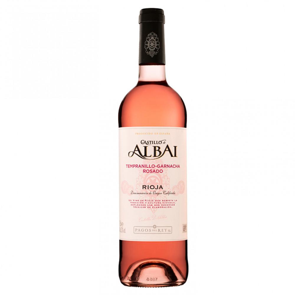 Кастильо де Альбаи ДОК роз сух 0,75 2019 0.750
