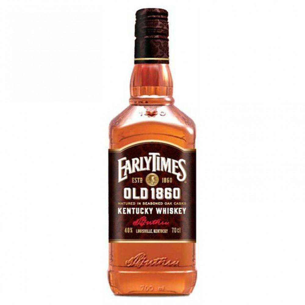 Виски Ирли Таймс Олд 1860 0.700
