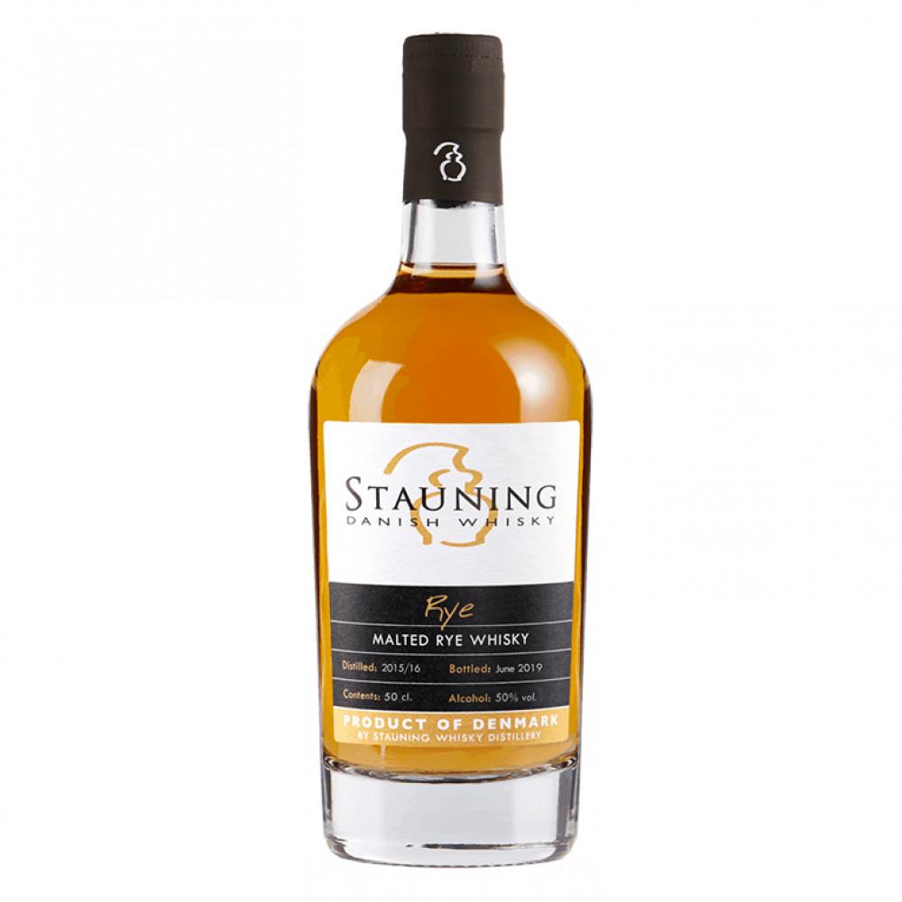 Виски Стаунинг Молтэд Рай Виски 0.500