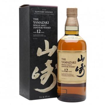 Виски Ямазаки 12 лет (п/к)  0.700