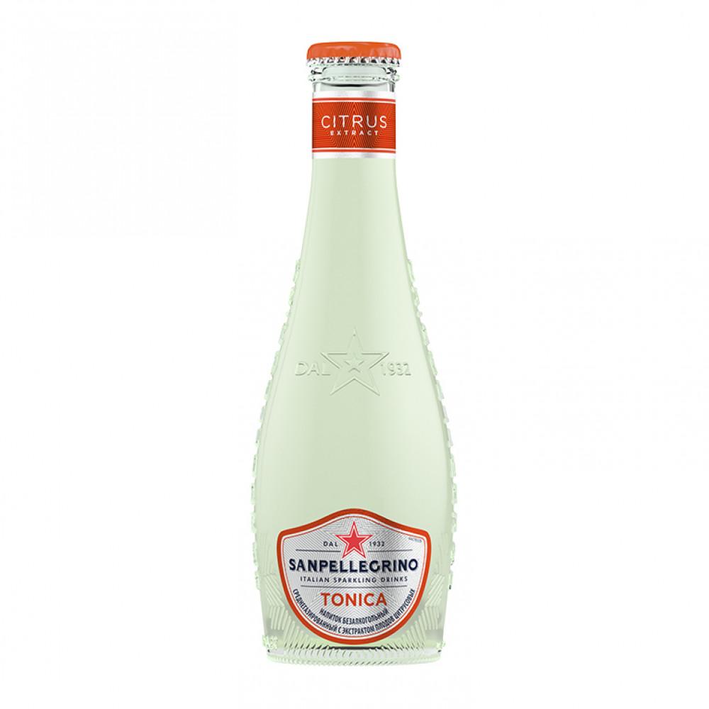 Напиток газ С.Пеллегрино тоник цитрус ст 0.200
