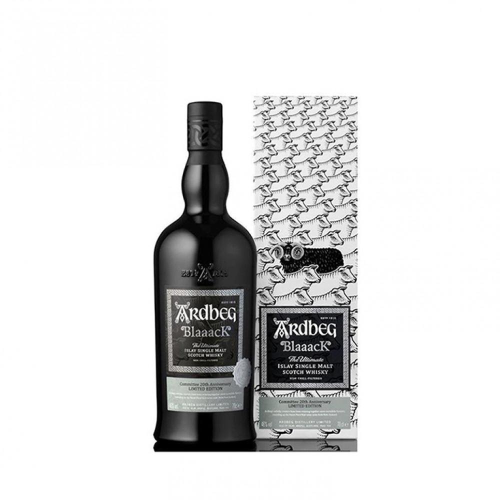 Виски Ардбег Блэээк (п/к)  0.700