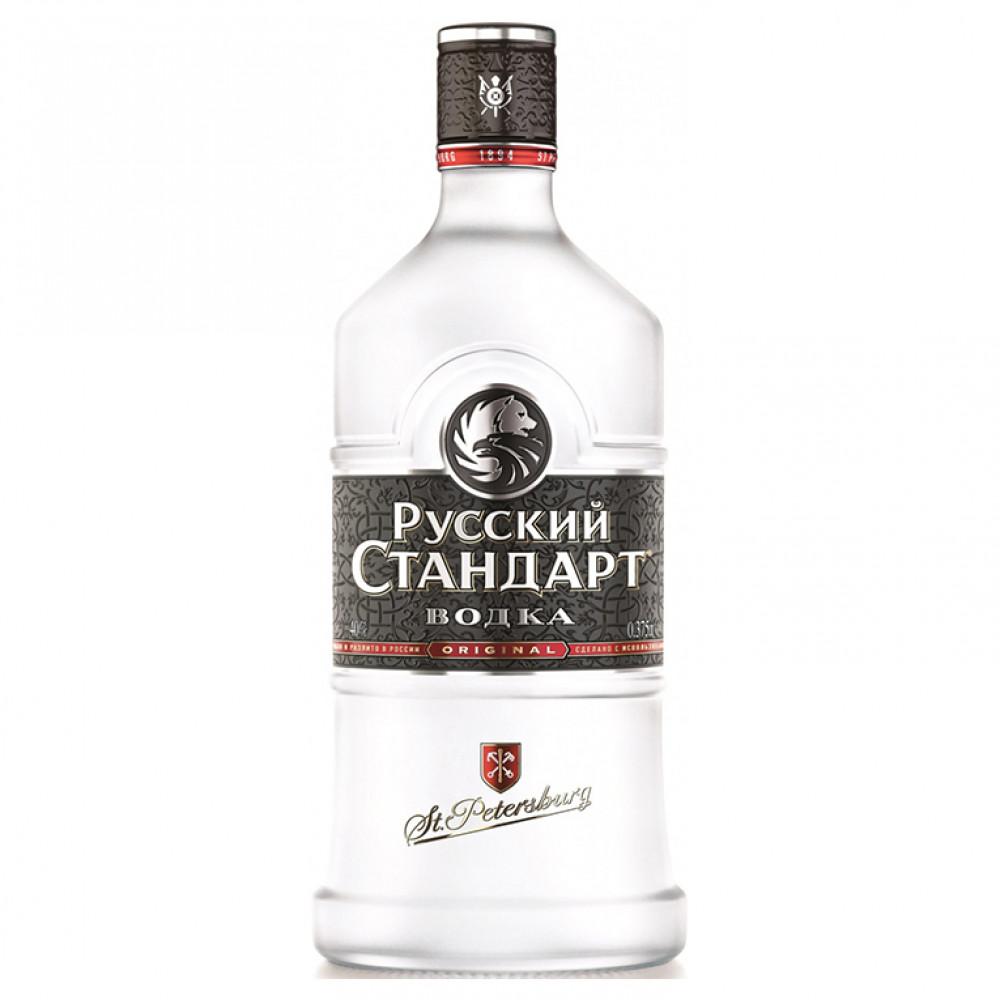 Водка Русский Стандарт (фл)  0.375