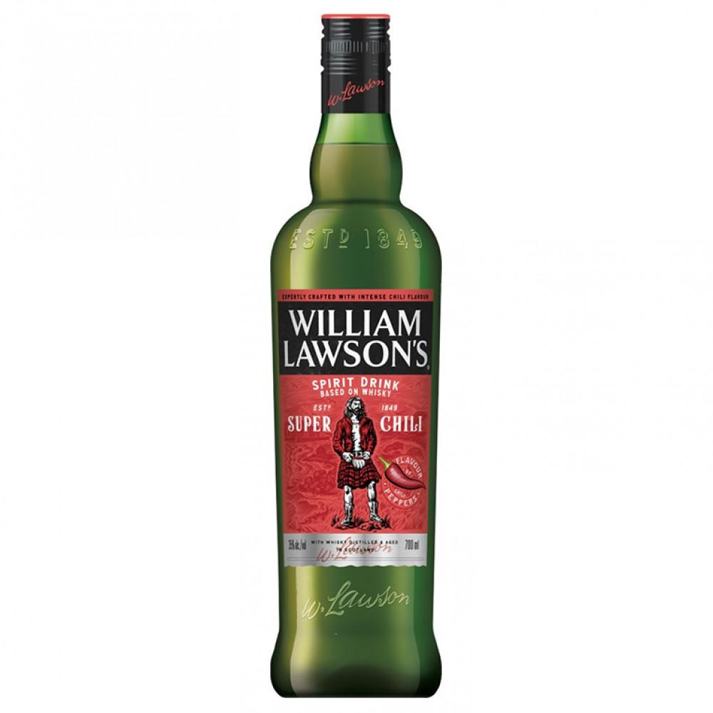 Виски Вильям Лоусонс Чили 0.700