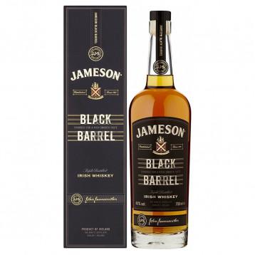 Виски Джемесон Блэк Баррел (п/к)  0.700