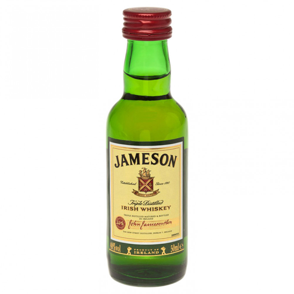 Виски Джемесон 0.050
