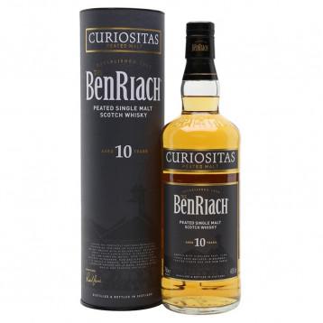 Виски Бенриах Кьюриоситас 10 лет (п/к)  0.700