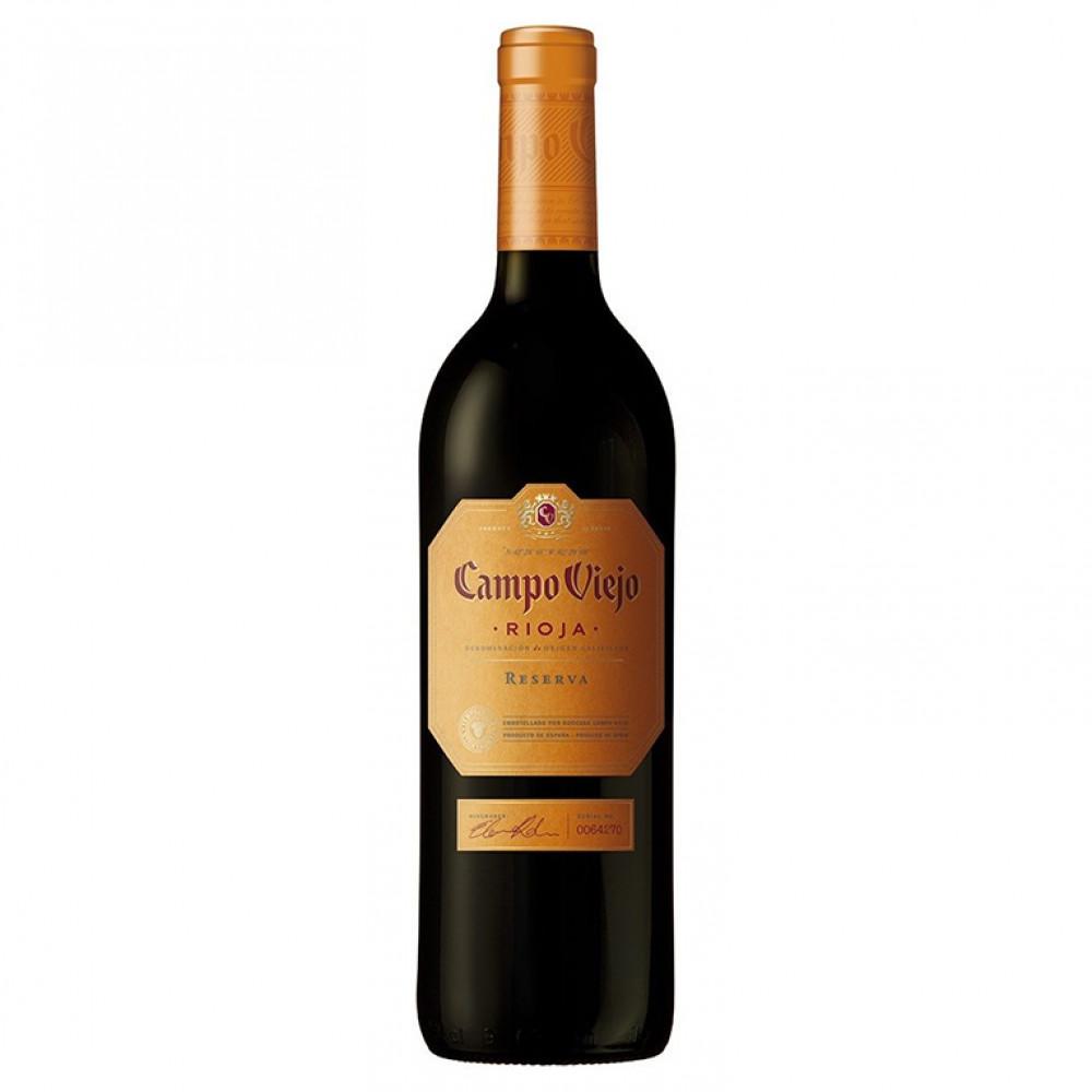 Вино Кампо Вьехо Резерва кр сух 0.750