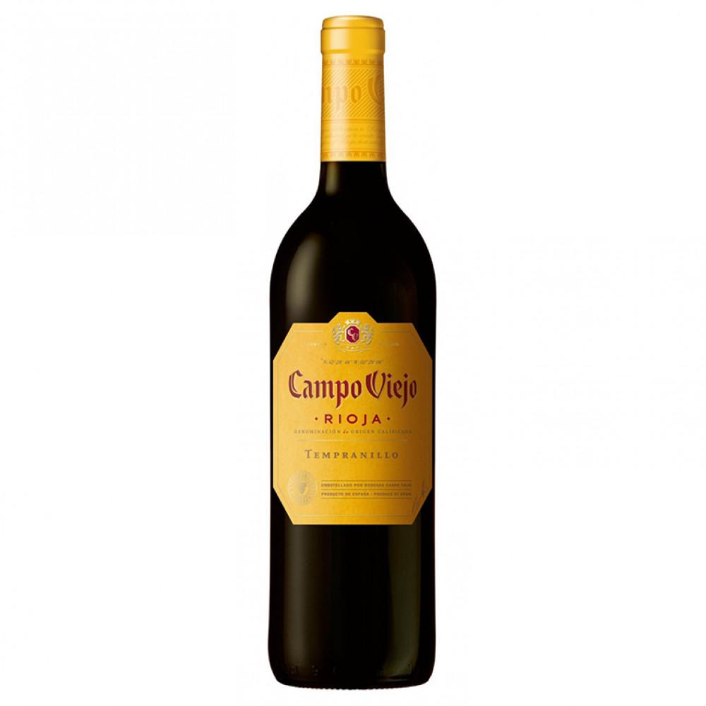 Вино Кампо Вьехо Темпранильо кр сух 0.750