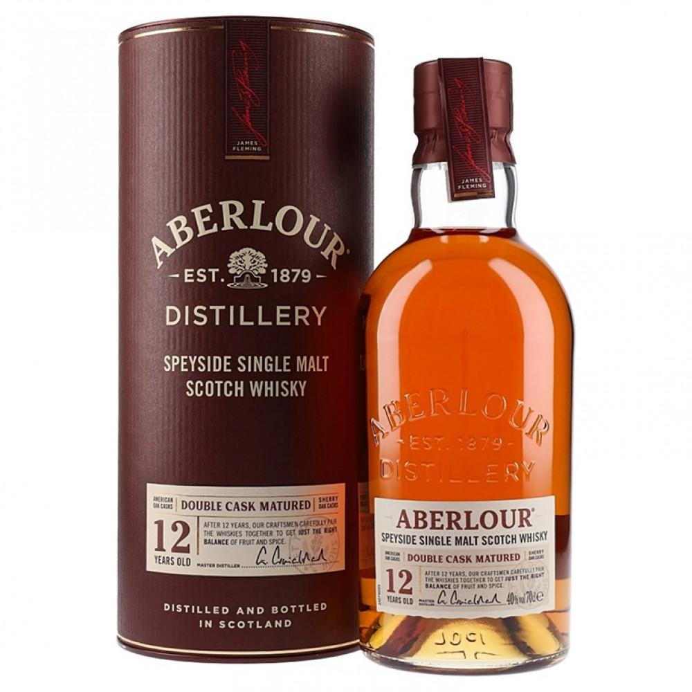 Виски Аберлауэр 12 лет (п/к)  0.700
