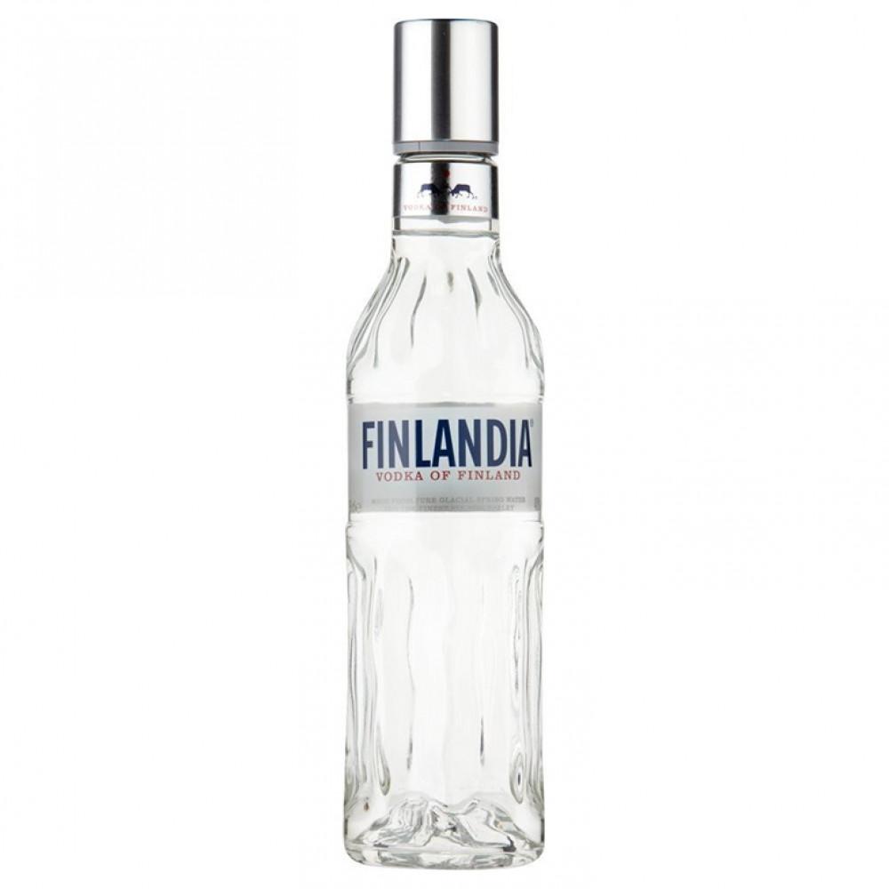 Водка Финляндия 0.350