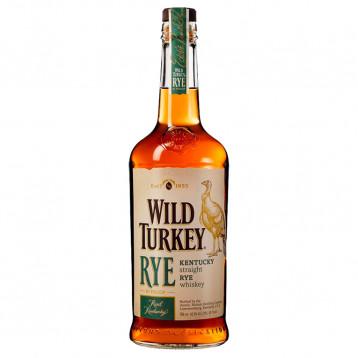 Виски Бурбон Уайлд Тёки Рай 81  0.700