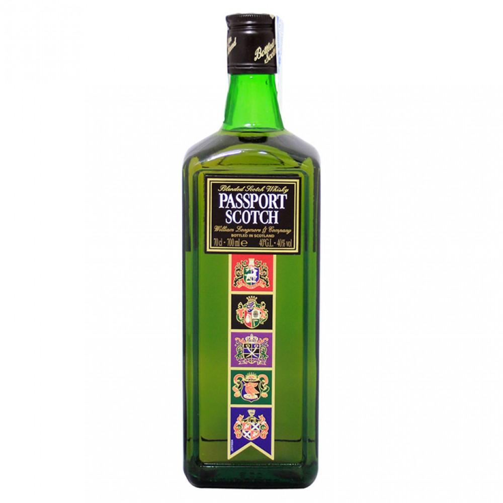 Виски Пасспорт Скотч 0.700