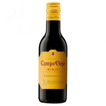 Вино Кампо Вьехо Темпранильо кр сух  0.187