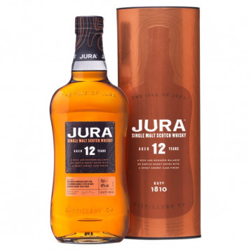 Виски Джура 12 лет (п/к)  0.700