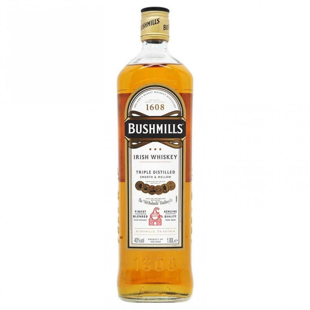 Виски Бушмилз Орижинал 1.000