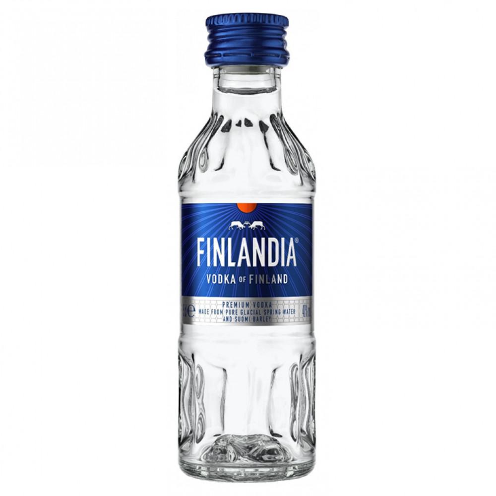 Водка Финляндия 0.050