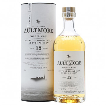Виски Олтмор 12 (п/к)  0.700