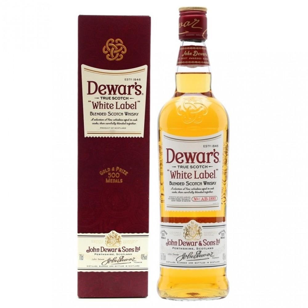 Виски Дюарс бел/этик (п/к)  0.700