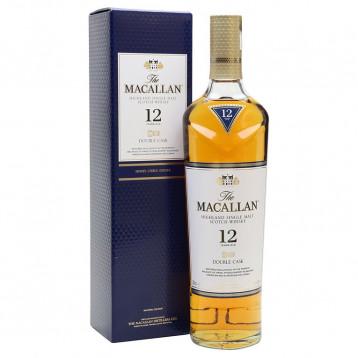 Виски Макаллан Дабл Каск 12 лет (п/к)  0.700