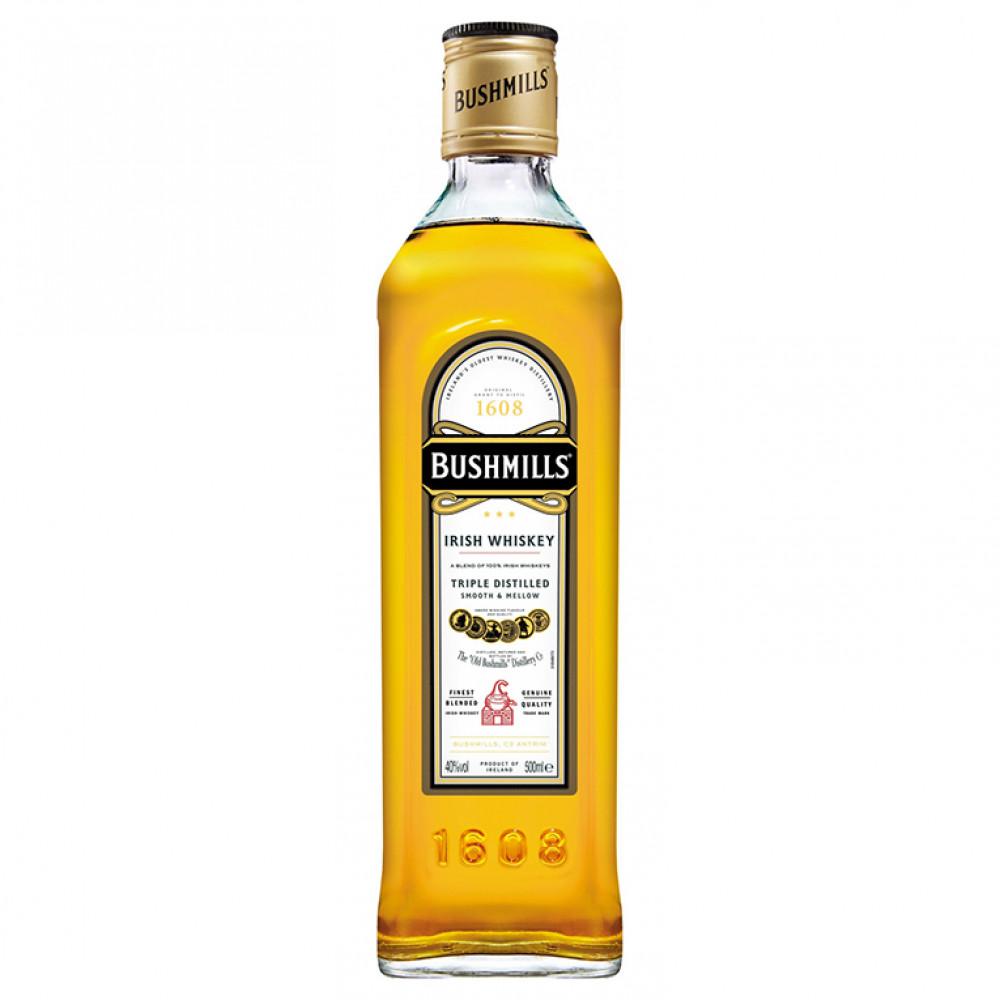Виски Бушмилз Орижинал 0.500