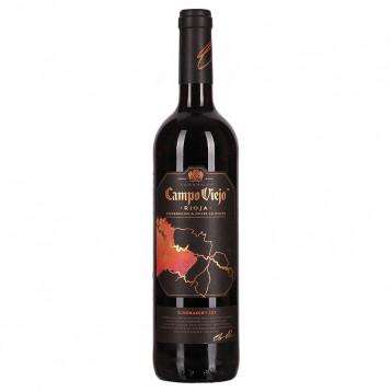 Вино Кампо Вьехо Вайнмейкерс Арт кр сух  0.750
