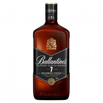 Виски Баллантайнс 7 лет  0.700