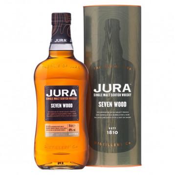 Виски Джура Сэвен Вуд (п/к)  0.700