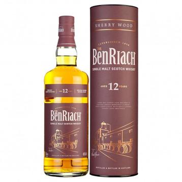 Виски Бенриах 12 лет Шерри Вуд 0,7 (п/к)  0.700