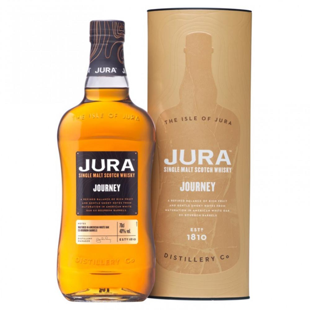 Виски Джура Джорни (п/к)  0.700