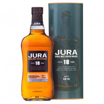 Виски Джура 18 лет (п/к)  0.700