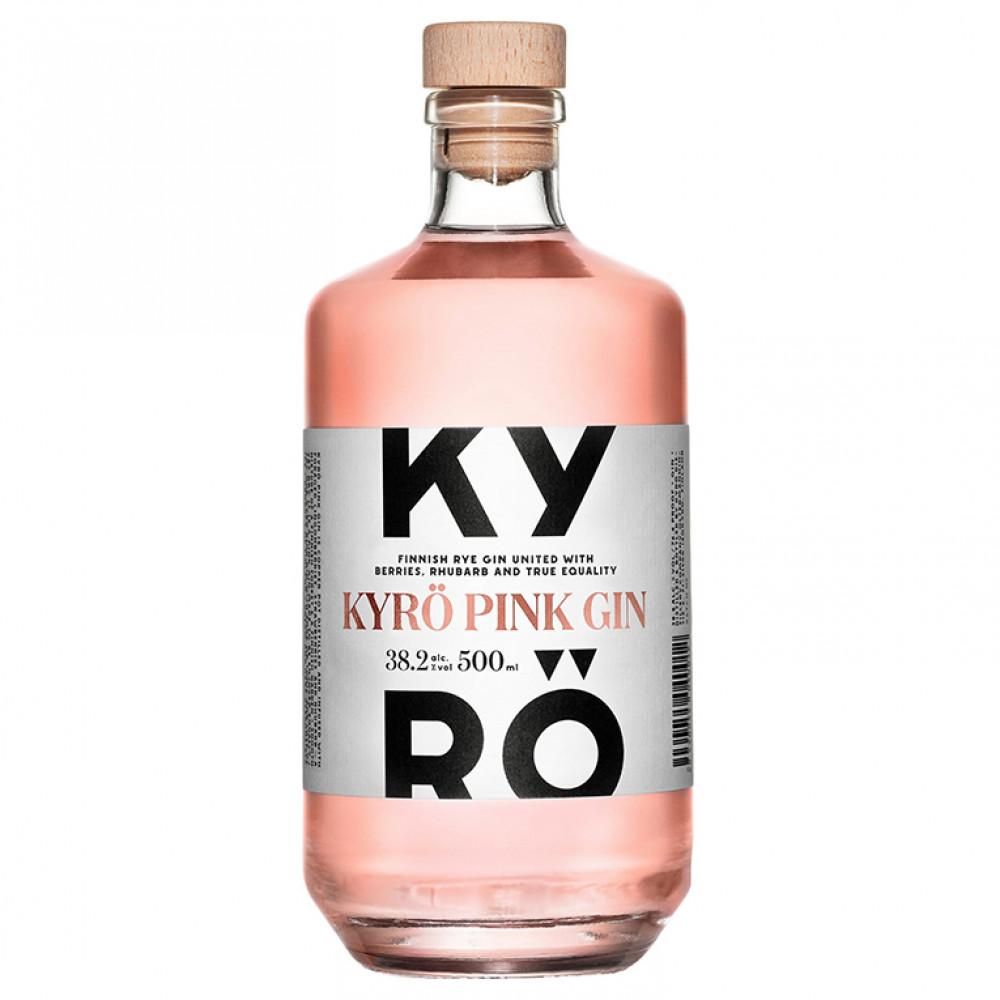 Джин Кюро Пинк 0.5 0.500