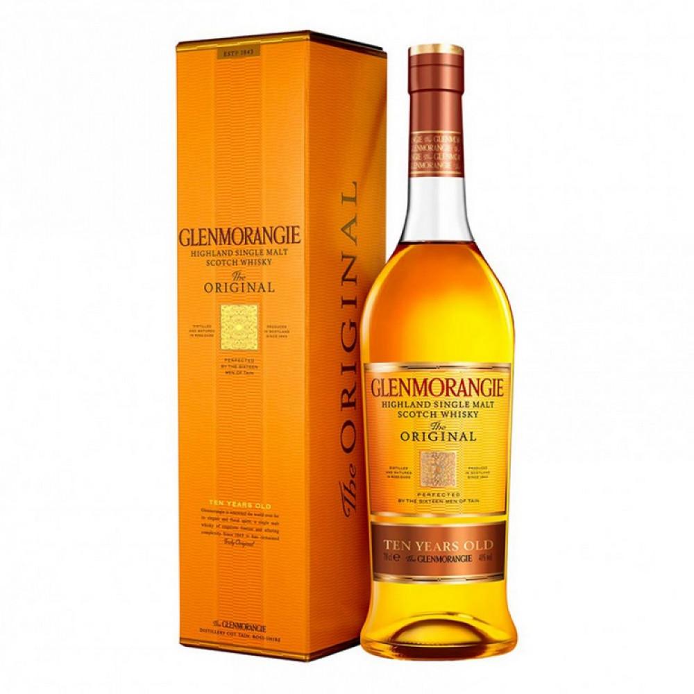 Виски Гленморанджи Ориджинал (п/к)  0.700